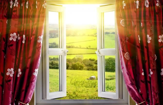 Az ablak, mint szimbólum