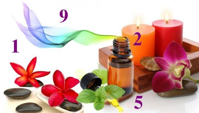 Numerológia és aromaterápia