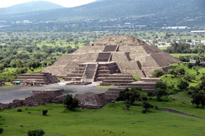 Teotihuacán- Az istenek városa