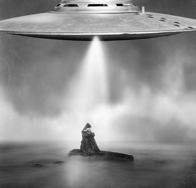 Titokzatos látogatók - UFO észlelések