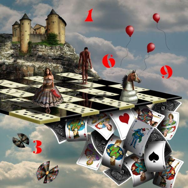 Én-állapotok a számmisztika szerint - Milyen játszmát játszol?