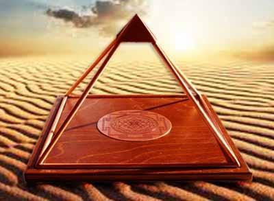 A piramisok energiája