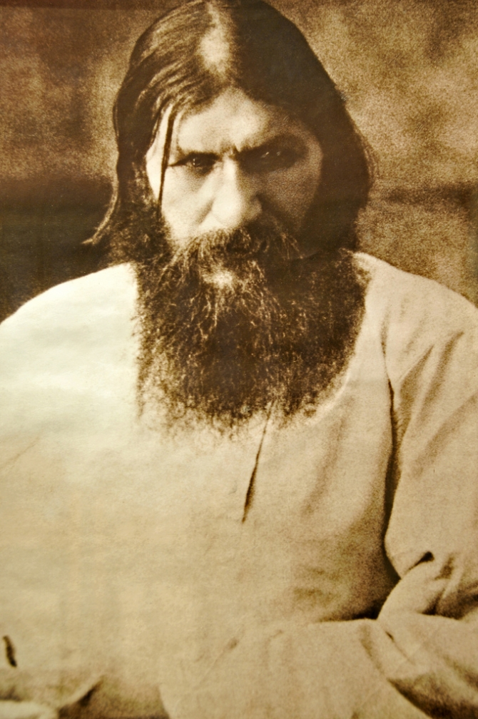Raszputyin, a kétes hírű misztikus