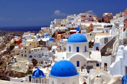 Santorini, a rejtelmes sorsú sziget